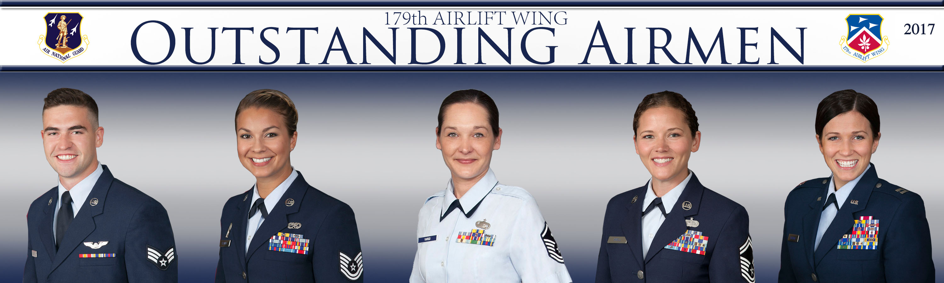2017 Airmen of the Year