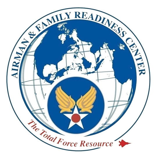 Graphic of Airman and Family Readiness Center
